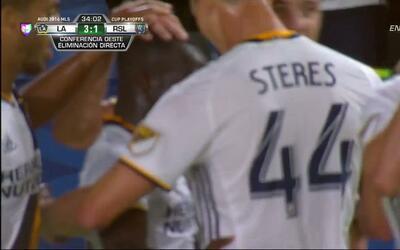 Goooolll!! Emmanuel Boateng mete el balón y marca para LA Galaxy