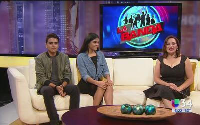 Kenny y April de La Banda hablan sobre su historia de vida