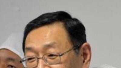 El director de la central de Fukushima, Masao Yosh, murió de cáncer.