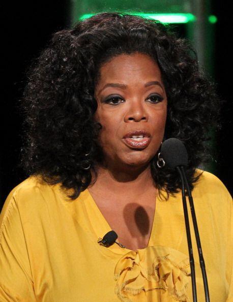 7. Oprah: Es la persona afroamericana más influyente de su genera...