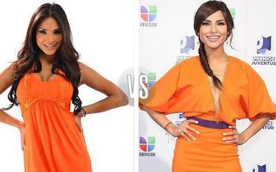 ¿Cómo te gusta másAlejandra Espinoza?