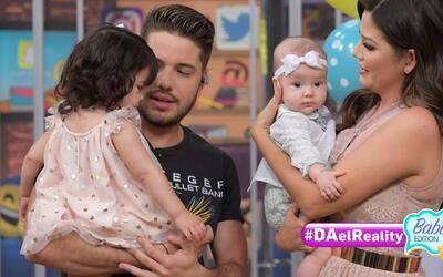 #DAelReality Babies Edition: Recuerda cuando Giulietta, Alana, Joshua y...