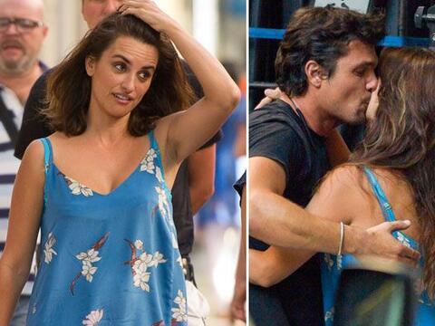 ¿La actriz española se consiguió un nuevo romance d...