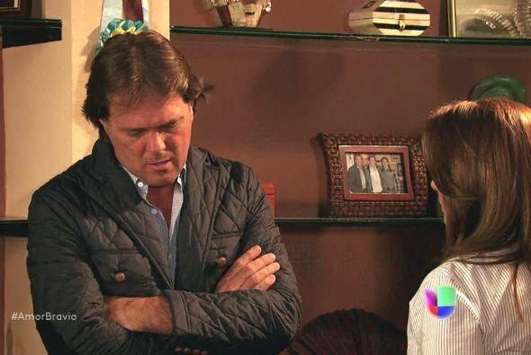 Camila ofreció su amistad a Mariano para resolver la situaci&oacu...