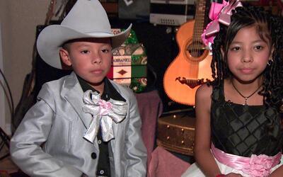 Luzeros de Río Verde, los pequeños músicos de Houston que le cantan a lo...