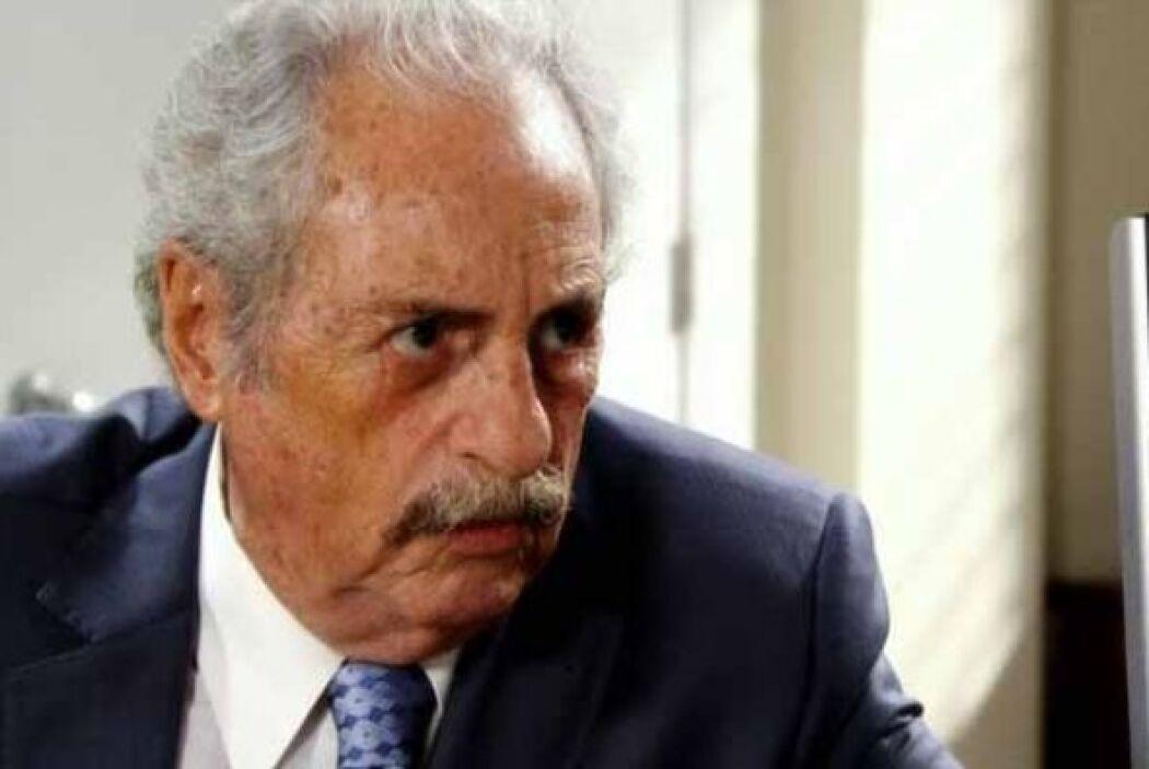 """Jorge Lavat se llamaba """"Guillermo"""" en la historia."""