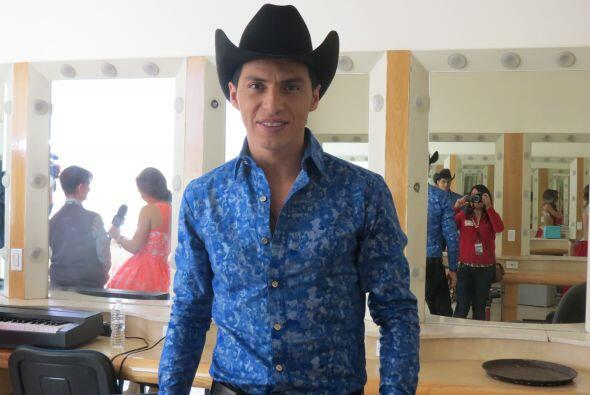 ¡Por fin! Ya encontramos quien nos cuente del duende... ¡Mario Pacheco!