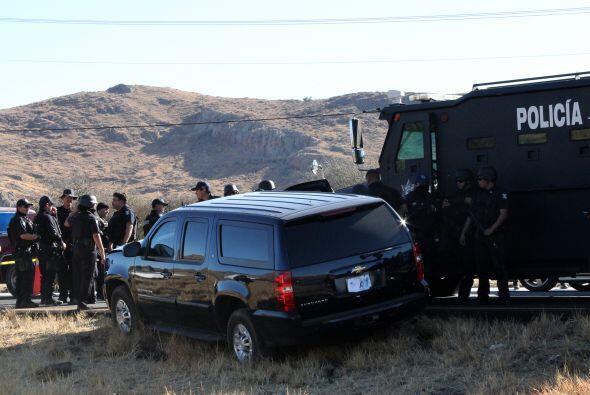 El arresto del 'Mayito' aconteció en San Luis Potosí el sábado aunque la...