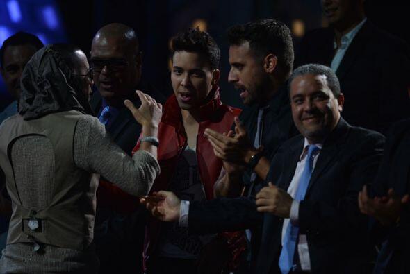 Hace un par de años era un novato y ahora, Prince saluda a todos sus col...