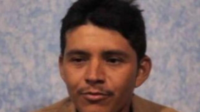 Cemeí Verdía Zepeda, primer comandante de la policía comunitaria de Sant...