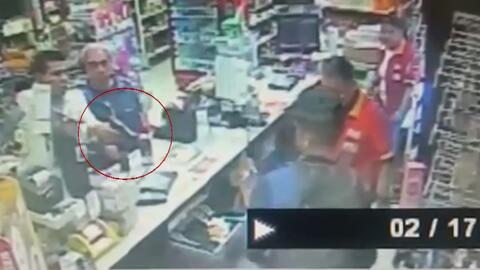 El asalto a una tienda le costó la vida a un ladrón en México