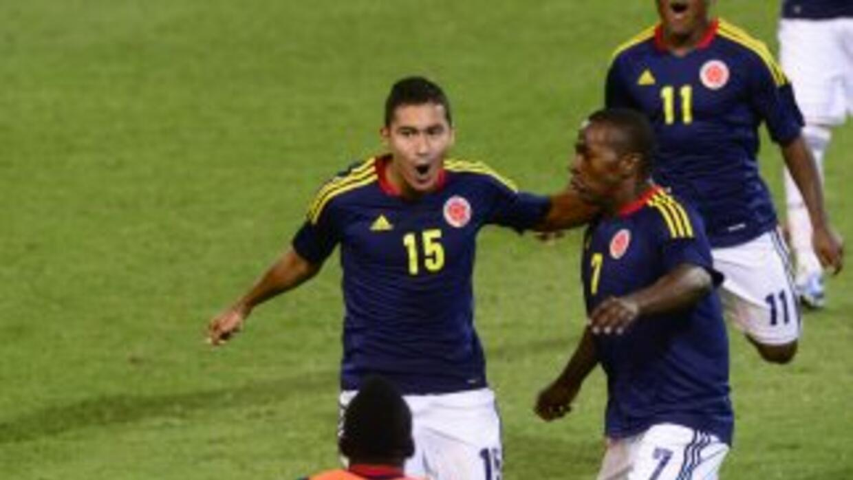 """Los """"pelaos"""" colombianos comenzaron con buen pie el hexagonal sudamerica..."""