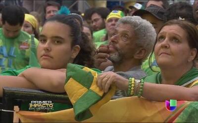 Tony Dandrades capturó la verdadera pasión del fútbol en una favela