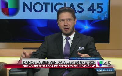 Nuevo elemento en Deportes Univision 45
