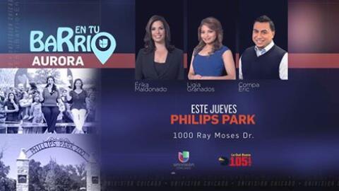 La gira de En Tu Barrio llega a Aurora