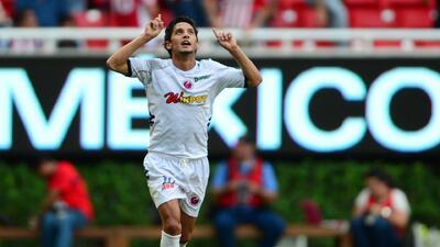 Chivas perdió 2 - 0 con Veracruz en el estadio Omnilife