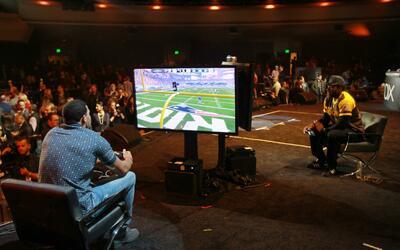 Los amantes de los videojuegos también tendrán su lugar en...