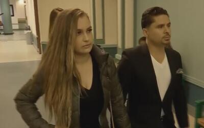Larry Hernández se presenta en la Corte de Laurens en Carolina del Sur