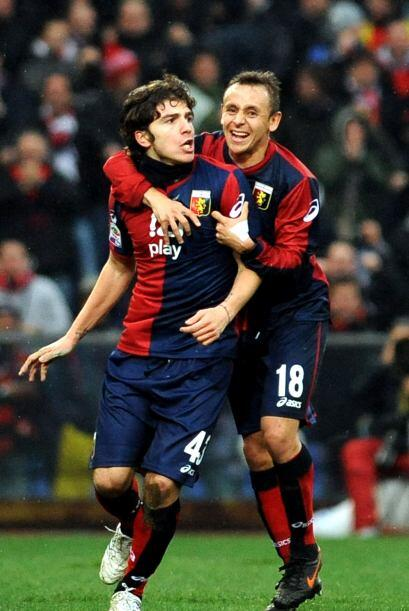 Alberto Paloschi y Rodrigo Palacio fueron los grandes héroes del...