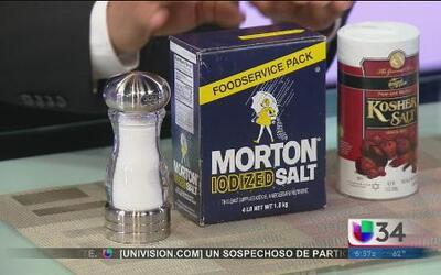 ¿La sal, no es tan mala como la pintan?