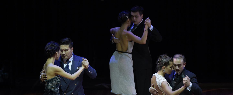 El Festival y Mundial de Tango de la Ciudad se celebra en Buenos Aires h...