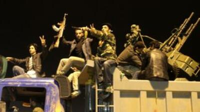 """Los ataques contra Libia autorizados por la ONU se llevarán a cabo """"rápi..."""