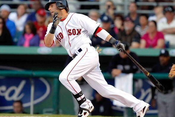 8 - Boston adora a los Red Sox y a su segunda base dustin Pedroia, quien...