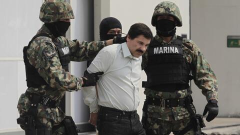 Otra victoria legal logra retrasar la extradición de 'El Chapo' Guzmán a...