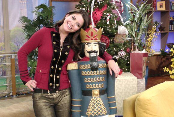 ANA PATRICIA GONZÁLEZ Antes de Navidad pude viajar a México y estar unos...