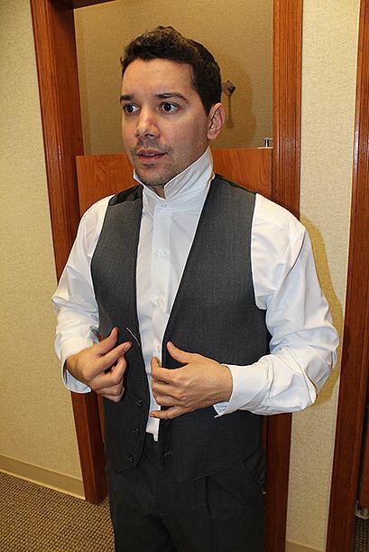 """Rodolfo """"El Chamo"""" de 104.9 Tu Música se prepara para en anticipación a..."""