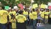 Taxistas piden regulación de Uber