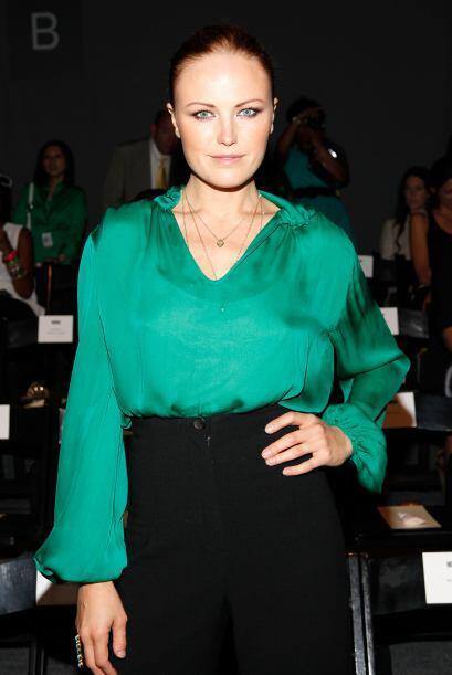 De Suecia tenemos a la actriz Malin Akerman.