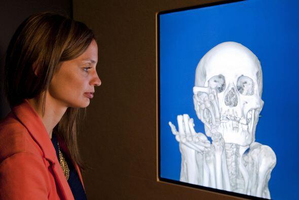 Uno de los descubrimientos más sorprendentes es el de una niña embalsama...