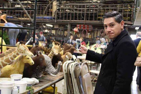 Nuestro Alejandro Mendoza por su parte, también aprovechó la renovada ex...