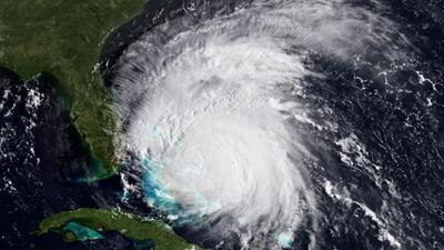 De acuerdo a las proyecciones meteorológicas el huracán Irene podría afe...