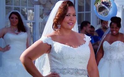 Nuevos modelos de vestidos de novia en tallas extras
