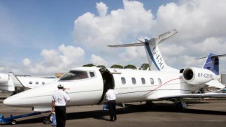 La aeronave tenía combustible para dos horas de vuelo y su destino final...