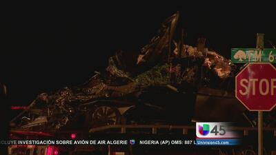 Múltiples muertos tras persecución y choque en League City, Texas