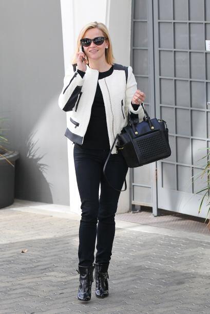 La actriz Reese Witherspoon no sólo es conocida por el éxito de 'Legalme...