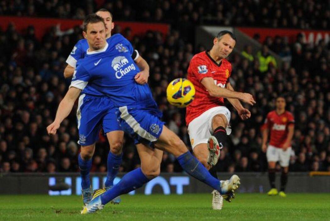El galés del Manchester United sigue siendo un jugador fundamental en el...