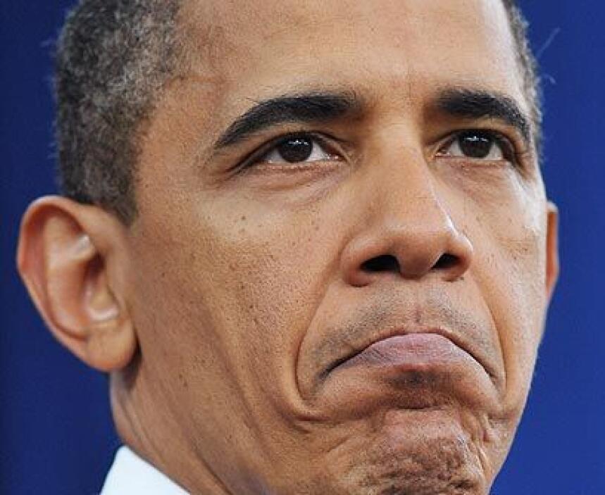Mmmmm....Obama anunció la semana pasada el despliegue de 1,200 efectivos...