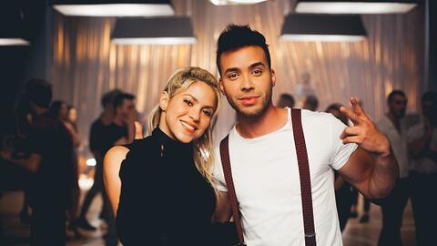 Shakira y Prince Royce