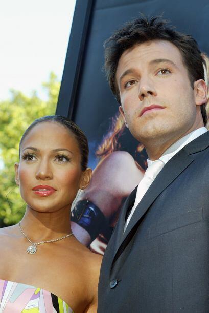 Su relación fue muy sonada, pues Anthony recién se estaba divorciando de...