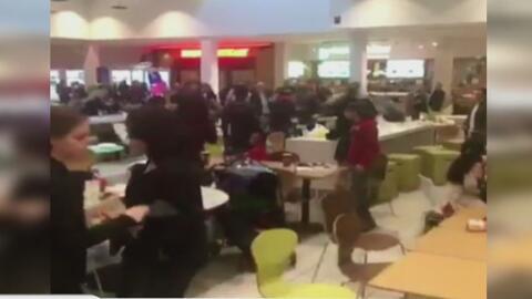 Falsa alerta de tiroteo generó caos en el Willowbrook Mall en Nueva Jersey