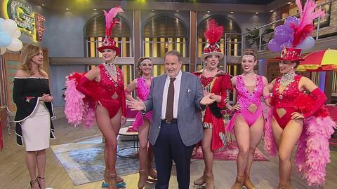 Raúl de Molina está de cumpleaños y lo sorprendimos con estas hermosas p...