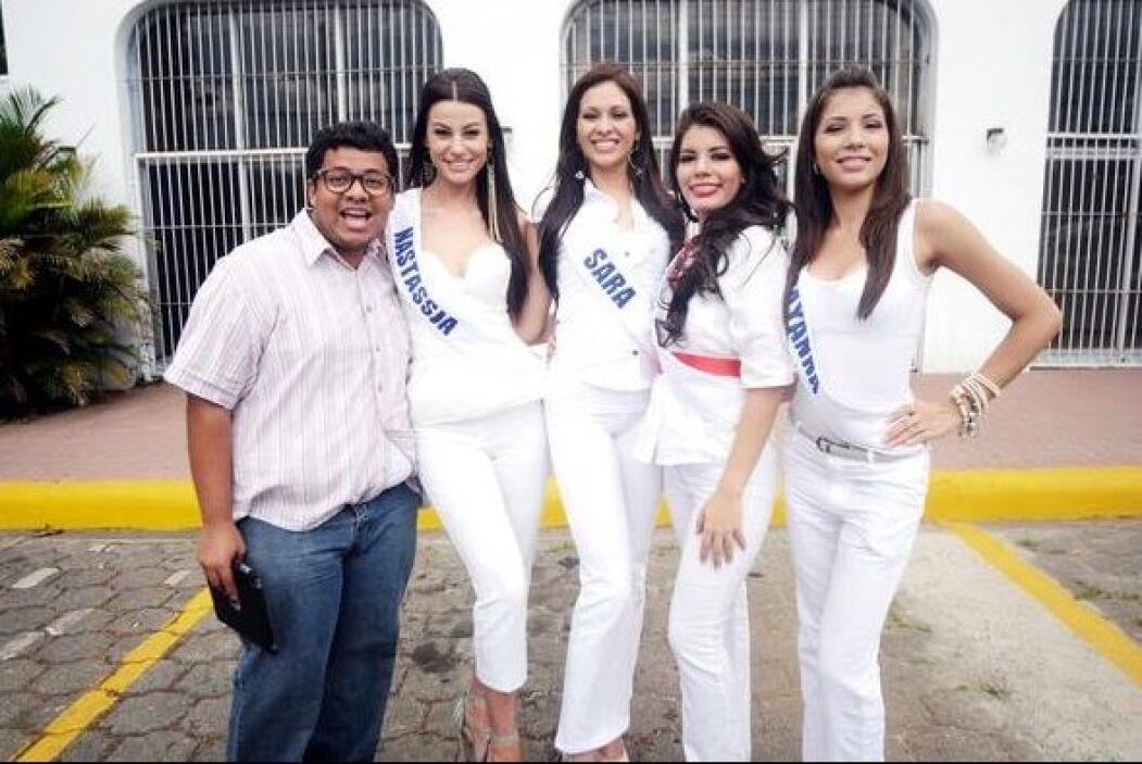 Todas soñaron con ser Miss Nicaragua 2013.