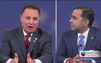 La inmigración según los candidatos para el distrito 8 y mensaje final
