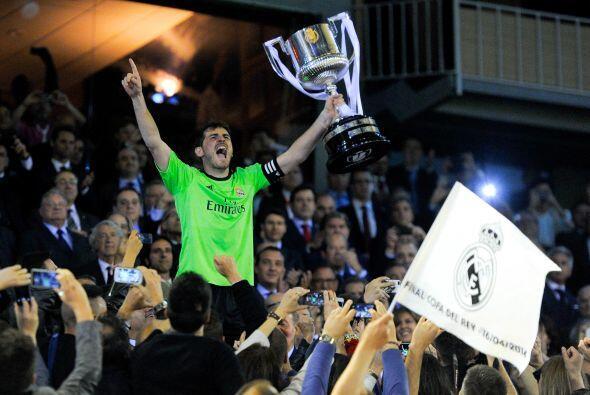 (Con informacción de EFE) Iker Casillas (7): Su historial de títulos cre...