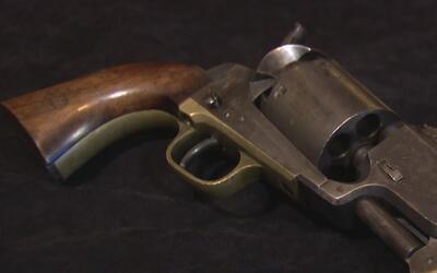 Vea cómo el revólver de múltiples tiros marcó la época más sangrienta de...
