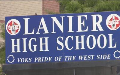 Se reporta caso de tuberculosis en la Escuela Lanier High School en San...